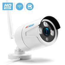 BESDER 1080P FHD 2.0MP caméra IP sans fil en plein air fente pour carte TF caméra de sécurité vidéo IP Wifi Vision nocturne caméra de vidéosurveillance Onvif P2P