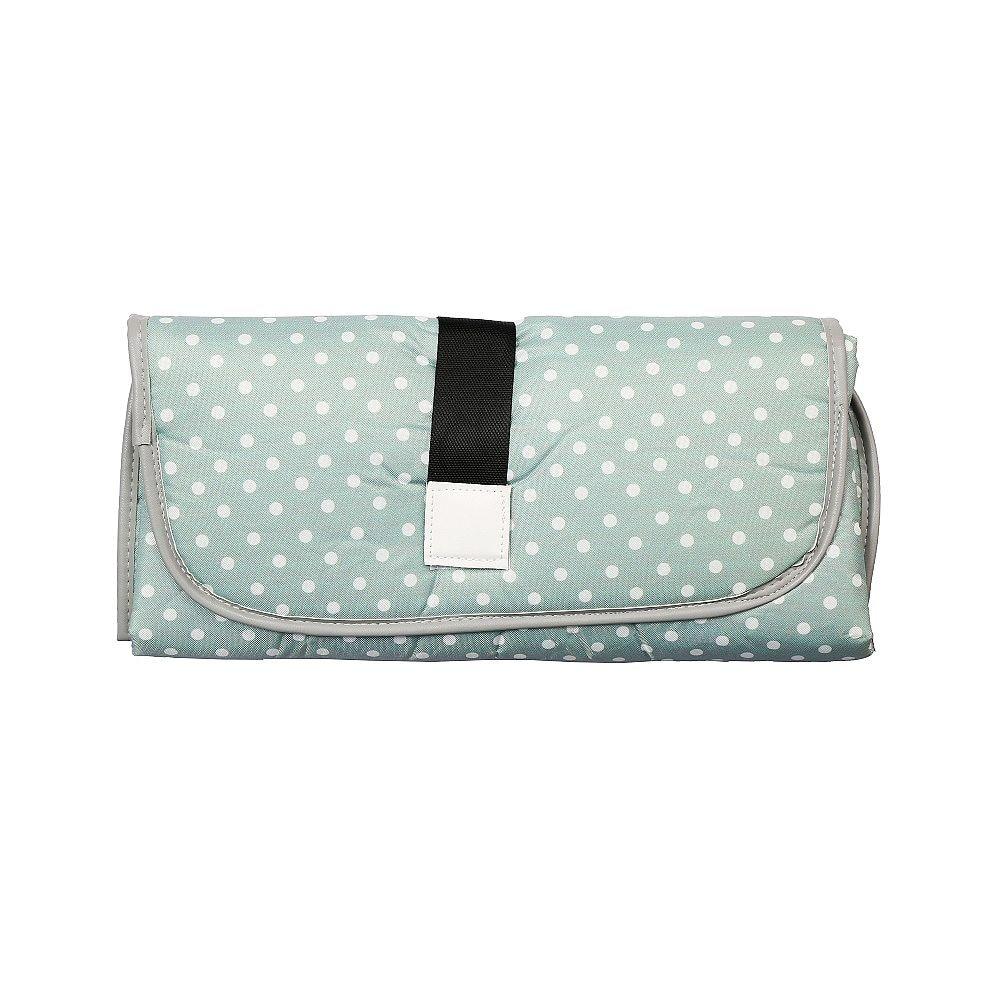 Новые 3 в 1 Водонепроницаемый пеленальный коврик пеленки мнчества, Портативный чехол для детских подгузников коврик чистой ручной складной сумка из узорчатой ткани - Цвет: CPD006