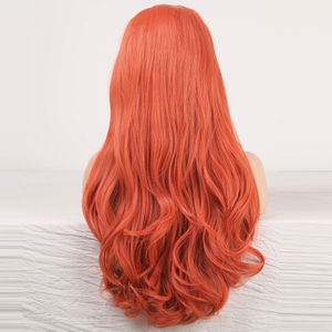 Image 5 - Perruques Lace Front Wig synthétiques de Charisma
