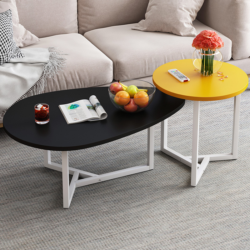 Северный Европейский стиль чайный пой стол креативные простые чайные сервизы Чай стол современная маленькая квартира Гостиная Комбинация
