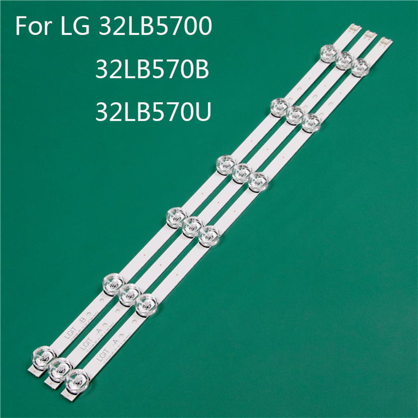 Светодиодный блок подсветки для LG 32LB5700-ZB 32LB570B-ZK 32LB570U-ZJ светодиодный блок подсветки полосы линейки DRT3.0 32 A B