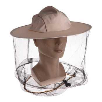 養蜂帽子維持昆虫蜂フライング抗一口帽子メッシュのフェイスプロテクター養蜂家養蜂ツール - DISCOUNT ITEM  25% OFF All Category