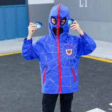 Get more info on the Spring Autumn Boys Jacket With Glasses Children Casual Top Coat Hoodie Hooded Glasses Jackets Teenagers Boy Clothes Outwear 5-13
