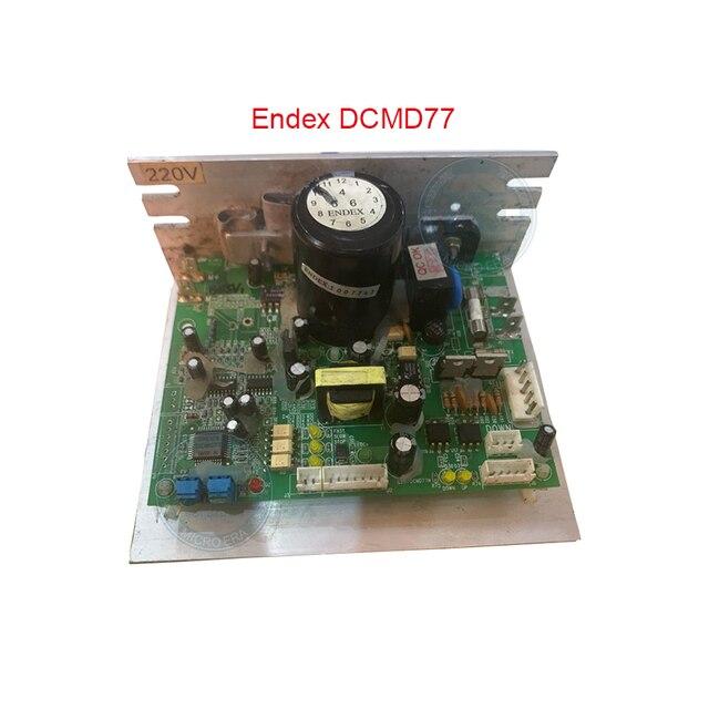 Yedek koşu bandı kontrol panosu ile uyumlu DCMD77N devre motor kontrolörü