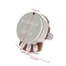 A500k потенциометр сращенный горшок электрогитара басовый эффект