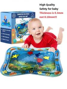 Water-Play-Mat Activity Center-Dropship Tummy Time Toddler Baby Infant Inflatable Kids