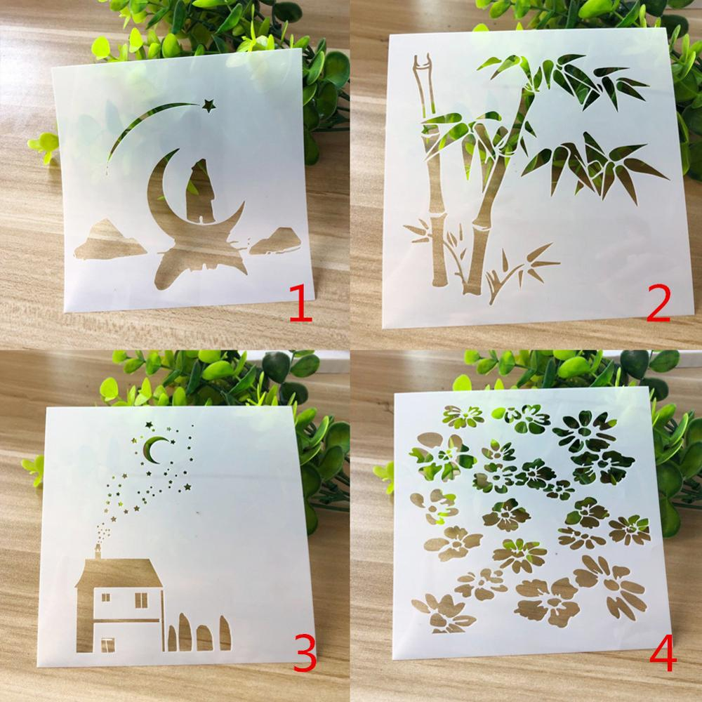 Holiday Lottery Template Painting Tools Photo Album Scrapbooking Diary Bullet Journal Templates Decor Reusable