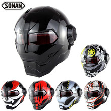 Iron Man Helmet Breathable Casco Washable Casco Modular Moto Dot Capacete Axxis Motercycle Helmets Casque De Moto Moto Casco axxis axxis 20 years of axxis the legendary anniversary live show 2 cd