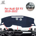 PNSL Car Dashboard Cover Dash Mat Dash Pad Carpet for Audi Q3 F3 2019 2020 2021 2022 Sun protection anti - slip anti - uv