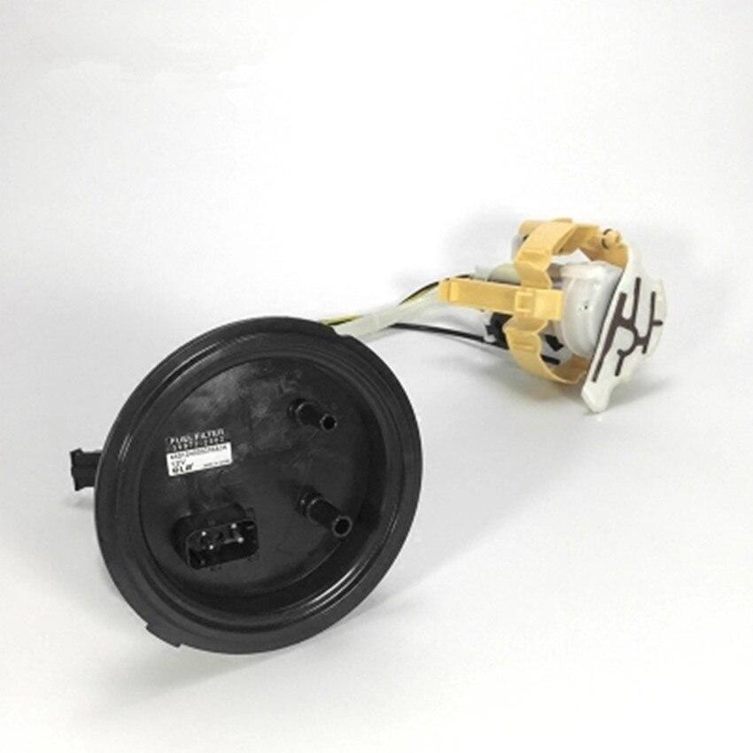 WAJ Fuel Pump and Strainer 16117170011 Fits For BMW E65 N52 730I 730LI 2002-2008 title=