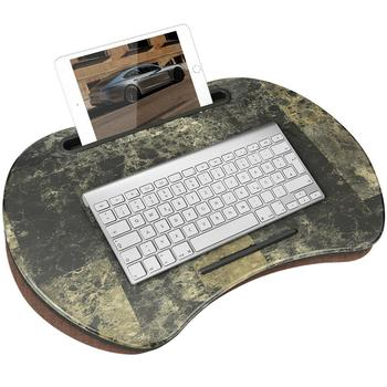 Portable Laptop Desk Tray Outdoor Learning Desk Lazy Tables Laptop Stand Holder for Bed Sofa