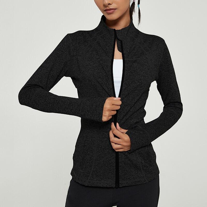 Осенне зимняя новая куртка на молнии быстросохнущая одежда для