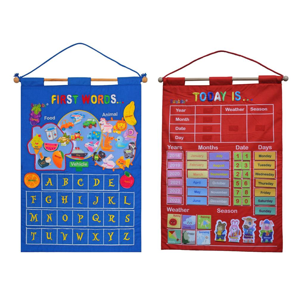 Weather Calendar 2022.Wall Hanging Calendar Weather Season Date Months Year Day For Chiledren Kids Early Education Preschool Education Calendar Time Aliexpress
