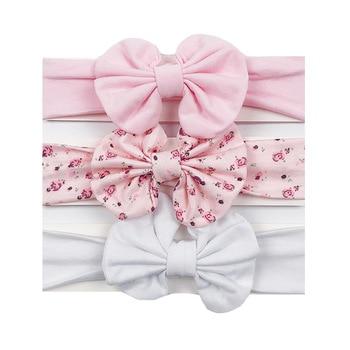 Girl's Cotton Headbands 1