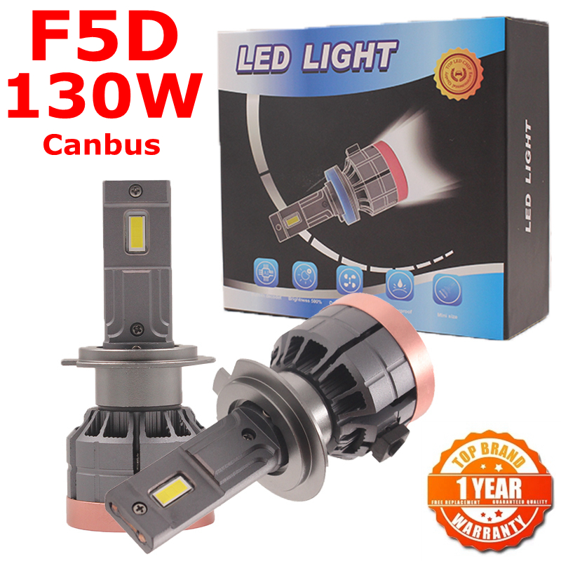 F5D 130 Вт 13000LM H4 9005 9007 H11 h13 H7 светодиодный светильник s лампа противотуманный светильник H7 H11 H8 9005 9006 H1 880 светодиодный налобный фонарь для автомо...