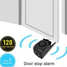 Wireless 120db Door Stop…