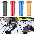 20 штук MTB велосипеда велосипедные тормозные наконечники переключения внутренняя кабельные наконечники Crimps велосипедная часть переключате...