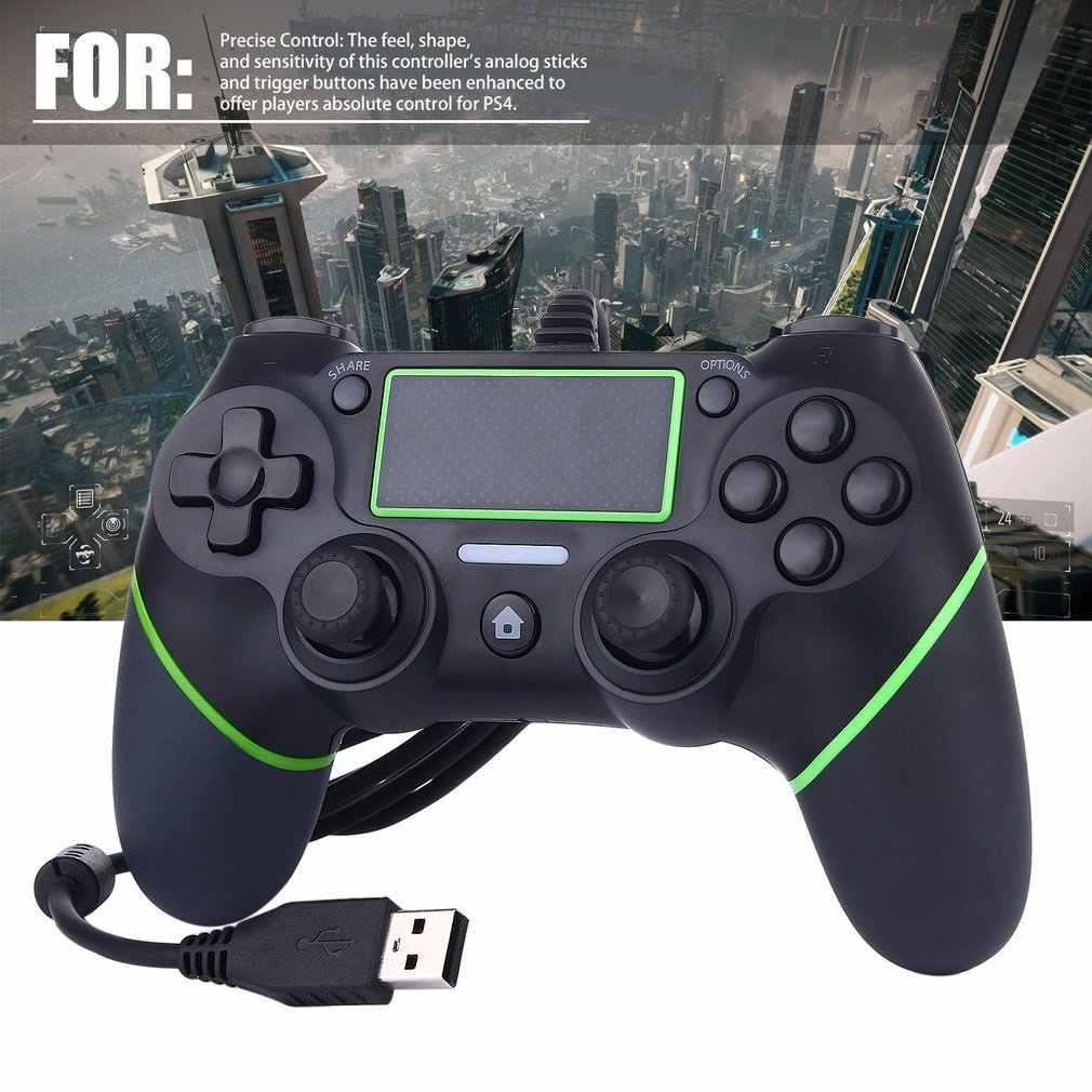 ゲームプレイステーション 4 コンソール pc のラップトップコンピュータの演劇ゲームゲームパッドジョイスティックハンドル PS4 コントローラ