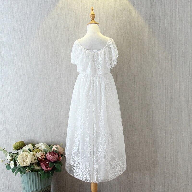70-20-White Lace Girls Dress
