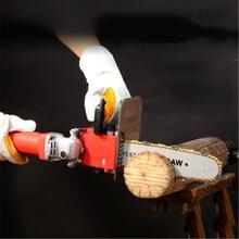 Электрический угловой шлифовальный станок кронштейн лесозаготовительная