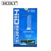 HCDLT Echtem 35W 45W Cnlight Ball Birne 4300K 5000K 6000K Auto Xenon Lampen H1 H11 9005 9006 H7 Für Auto Scheinwerfer Ballast Kit