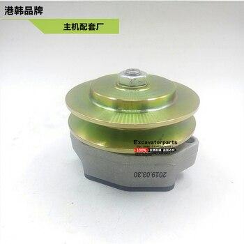 Accessoires d'excavatrice de pompe à essence de pompe à main de pompe de transfert d'huile pour des pièces d'excavatrice 210/240/290