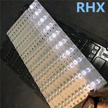 28 pièces/lot pour Haier m00KA U55A5 LCD rétro éclairage barre LED55D10 01 (D) 30355010207 plaque daluminium LC546PU1I01 100% nouveau