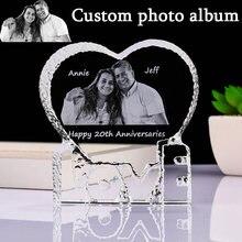 Индивидуальные хрустальные свадебные фото альбумн уникальная