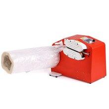 Paket inflator kleine automatische aufblasbare abdichtung maschine mit eine box von air blase tasche blase film