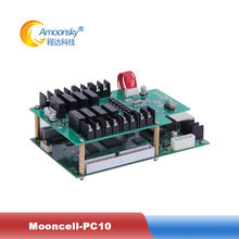 trailer LED display power supply control card Mooncell PC10 for outdoor full color led advertising screen(China)