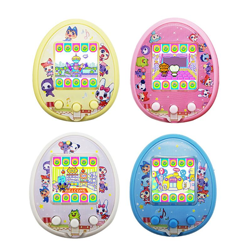 Tamagotchis Funny Kids Electronic Pet Toy Digital Machine Nostalgic Virtual Cybe R7RB