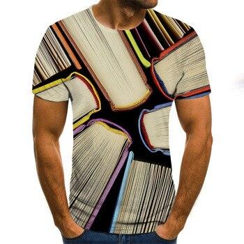 Sommer Neue 3D männer T- shirt Frau Bee Sweatshirt 3D Druck Persönlichkeit Kurzarm Hip Hop O-neck Top