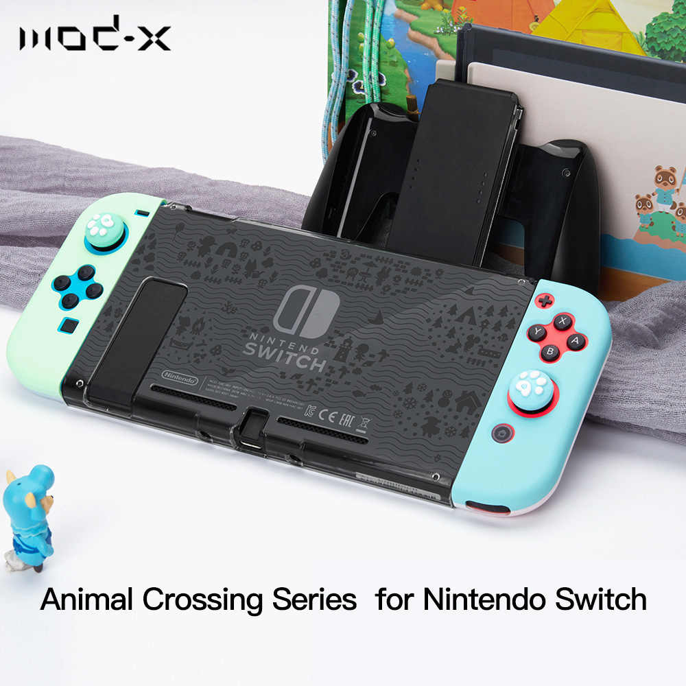 Mod X For Nintendo Switch Case Ns Nx Console Animal Crossing