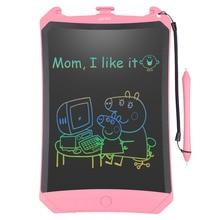 8.5 inch Drawing tablet Colorful Screen Writing Tablet LCD Tablet Drawing Pen Writing Message Board Handwriting Pads Memo Board
