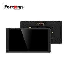 Monitor de bisel ultradelgado P6, 4K, puerto HDMI, 5,5 pulgadas, cámara DSLR, 3D, LUT, pantalla táctil, 1920x1080