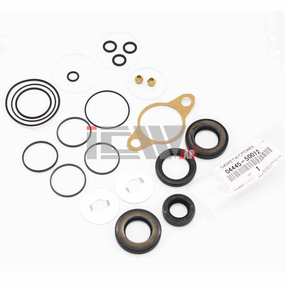 Rack And Pinion Repair >> Power Steering Assembly Repair Gasket Kit Rack Pinion