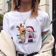 В стиле Харадзюку для женщин модный Рождественский костюм с