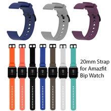 Ремешок duoteng для xiaomi huami amazfit bip youth smart watch