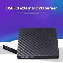 New Optical Drives Portable USB 3.0 External CD DVD Player Drive Rom Writer Rewriter for Laptop PC внешний сд привод dvd