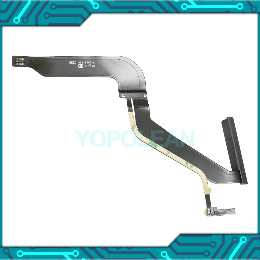 "821-1480-A HDD Hard Drive Cable For MacBook  Unibody 13/"" A1278 2012 md101 102"