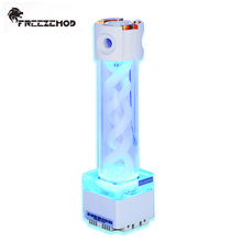 800l/H Ddc-Pump Water-Cooling-Mod T-Reservoir Flow FREEZEMOD 4-Meters One-Piece RGB PWM