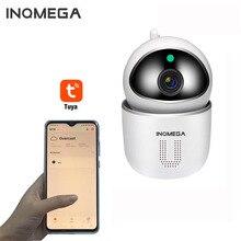 Inqmega tuya 1080p ip wifi câmera de segurança em casa cctv kamera sem fio wi fi câmera de vigilância de rede monitor do bebê