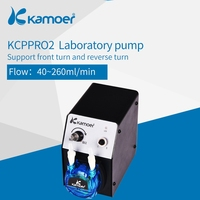 Kamoer KCP Pro 2 Lab Peristaltic Dosing Pump Machine With Power Adapter Used For Chemical Experiment