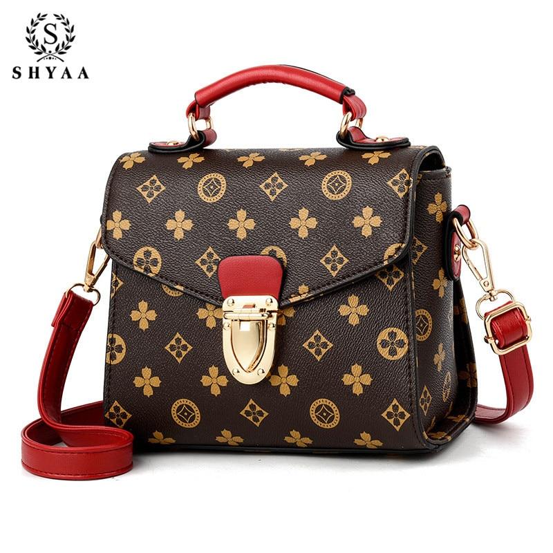 2019 New Material New Fashion Trend Bills Shoulder Messenger Bag Slung Female Bag Wild Casual Tide Material Small Square Handbag