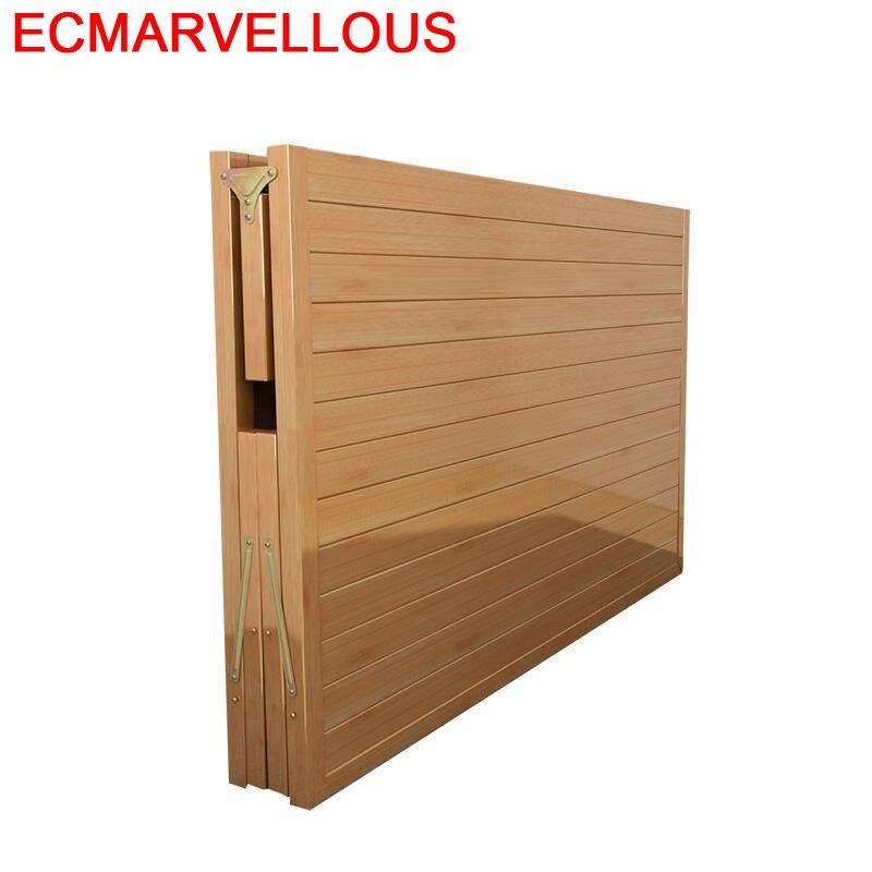 Per La Casa-caja móvil, muebles para habitación individual, Cama Moderna, Cama plegable para Dormitorio