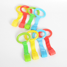 Pull-Rings Playpens Baby for Learning Walk-Assistance-Props 10pcs Balance Cribs Stand-Up