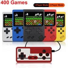 Consolas de jogos de vídeo retro handheld portátil bolso game console mini handheld jogador do jogo para o presente do menino
