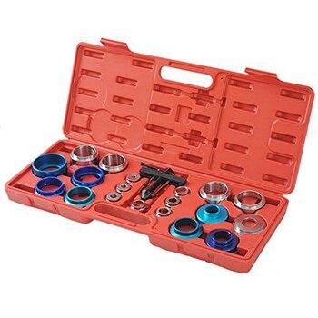 Crank Seal Remover Installer Kit Camshaft Oil Seal Disassembly Assembly Tools Shaft Installer Extractor Auto Removal Repair Set