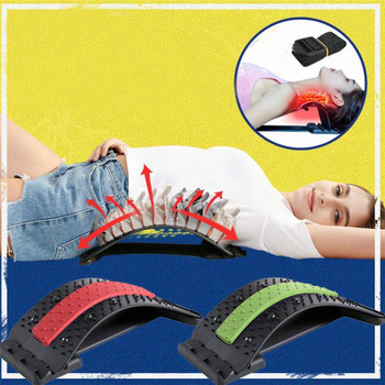 Masajeador Lumbar para la Espalda, herramienta De masaje para el dolor corporal,...