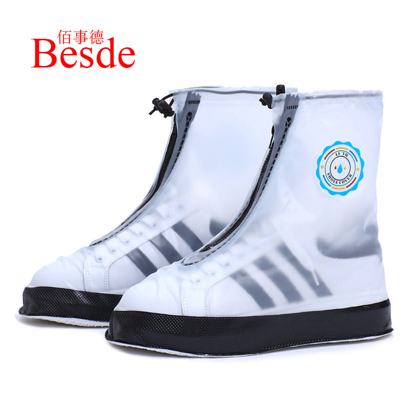 High Top Covers Shoes Rian Boots Cover Waterproof Rian Shoes Covers